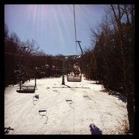 Photo taken at Belleayre Mountain Ski Center by Aileen A. on 2/19/2013
