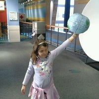 Photo taken at Whitaker Center for Science & Art by Kevin T. on 11/18/2012