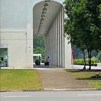 Photo taken at Pustaka Negeri Sarawak (Sarawak State Library) by Hamdan Y. on 10/3/2012