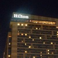 Photo taken at Hilton Americas-Houston by Richard S. on 7/9/2013