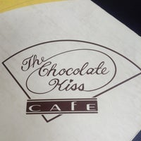 Photo taken at The Chocolate Kiss Café by Ang C. on 1/27/2013