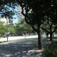 Photo taken at Praça Antero de Quental by Rafael M. on 9/14/2012