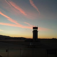 Photo taken at San Luis Obispo County Regional Airport (SBP) by Joel J. on 11/2/2012