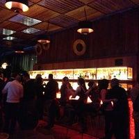 Photo taken at Plateau Lounge by Mindy S. on 1/12/2013
