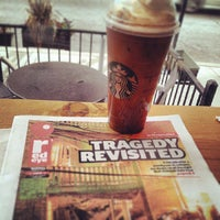 Photo taken at Starbucks by Andres G. on 6/24/2013