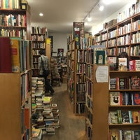 Photo taken at Unnameable Books by Adil I. on 8/19/2016