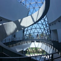 Photo taken at The Dali Museum by Denis K. on 4/24/2013