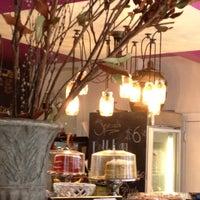 Photo taken at Ms. Dahlia's Cafe by Luke H. on 6/2/2013