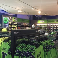 Photo taken at The Pro Shop at CenturyLink Field by Emanuele C. on 9/30/2016