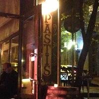 Photo taken at Pastis by Vagabundo👣 on 4/13/2013