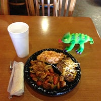 Photo taken at Habaneros Mexican Grill by Richard M. on 10/6/2012