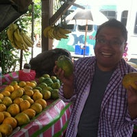Photo taken at Kahuku Land Farms Fruit Stand by Gerald F. on 4/28/2013