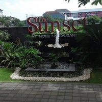 Photo taken at The Sunset Hotel And Villas by kriz s. on 8/4/2014