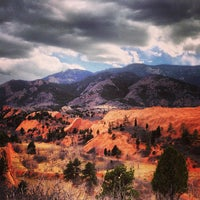 Photo taken at Red Rock Canyon Open Space by Brenton N. on 4/29/2013