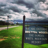 Photo taken at Bretton Woods by Глеб М. on 6/29/2013