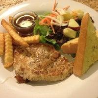 Photo taken at Steak - Kun,bangsean,chonburi by Nannaniine N. on 10/7/2012