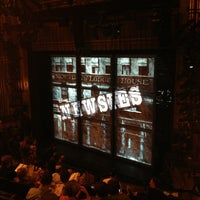 Photo taken at Nederlander Theatre by Lauren O. on 3/27/2013