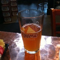 Photo taken at Pyramid Brewery & Alehouse by Sammy M. on 12/15/2012