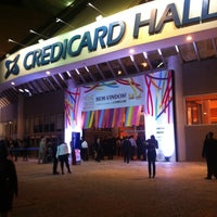 Photo taken at Citibank Hall by Cleiton S. on 5/2/2013