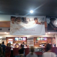 Photo taken at Cines ABC by Carlos H. on 10/17/2012