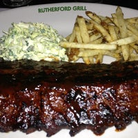 Photo taken at Rutherford Grill by Terry D. on 3/30/2013