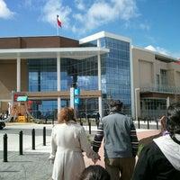 Photo taken at Mall Plaza Mirador Biobío by macarena m. on 9/20/2012