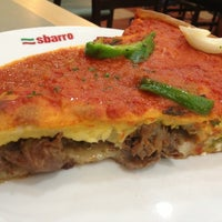 Photo taken at Sbarro by OBEY on 2/15/2013