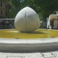 Photo taken at Piazza Garibaldi by Niama I. on 5/27/2016