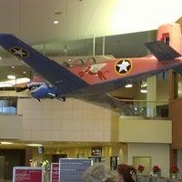 Photo taken at Kalamazoo - Battle Creek International Airport (AZO) by Sam U. on 12/28/2012
