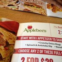Photo taken at Applebee's by Jayson J. on 8/8/2013