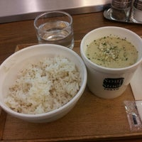 Photo taken at Soup Stock Tokyo 京急品川店 by raurublock on 11/29/2012