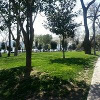 Photo taken at Bebek Parkı by Elanur Y. on 4/12/2013