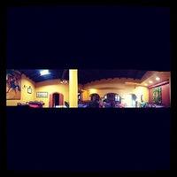 Photo taken at Restaurante El Milenario by Luis S. on 10/26/2012