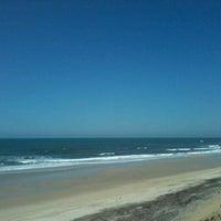 Photo taken at Praia De Maceda by Tiago R. on 5/2/2013