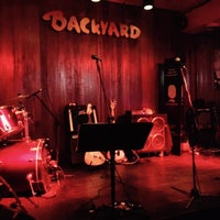 Photo taken at Backyard Pub and Grill by Rooban Raj S. on 6/20/2015