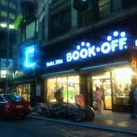 Photo taken at Book Off by ma_ s. on 9/26/2012