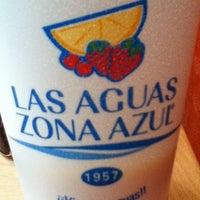 Photo taken at Las Aguas Zona Azul by Esmeralda G. on 2/16/2013
