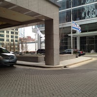 Photo taken at The Westin Chicago River North by Tom K. on 12/23/2012