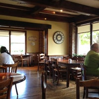 Photo taken at La Madeleine Country French Café by F-ANT-A on 9/29/2012