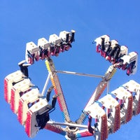 Photo taken at Luna Park by Flore B. on 1/5/2014