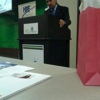 Photo taken at Hispanic Business Initiative Fund (HBIF) by Mariluz R. on 4/25/2013