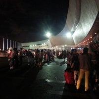 Photo taken at Ninoy Aquino International Airport (MNL) Terminal 1 by TaeHwan L. on 7/12/2013