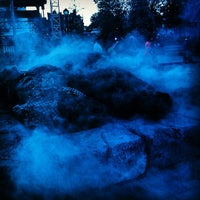Photo taken at Universal's Halloween Horror Nights 23 by It's X. on 10/27/2013