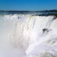 Photo taken at Iguazu Falls by Wagner S. on 5/11/2013