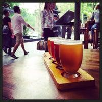 Photo taken at JiBiru Craft Beer Bar by Rikard N. on 9/14/2015