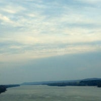 Photo taken at Tennessee River Bridge by I-80 Queen 👑💄 on 3/10/2013