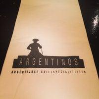 Photo taken at Restaurant Los Argentinos by Ahmet Ö. on 11/26/2015