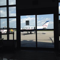 Photo taken at Lancaster Airport (LNS) by Alyssa S. on 9/2/2014
