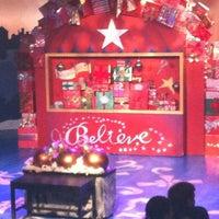 Photo taken at Horizon Theatre by Stephanie M. on 12/25/2012