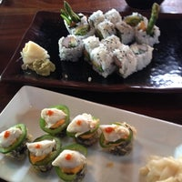 Photo taken at The Cultured Pearl Restaurant & Sushi Bar by Jessica S. on 9/26/2012